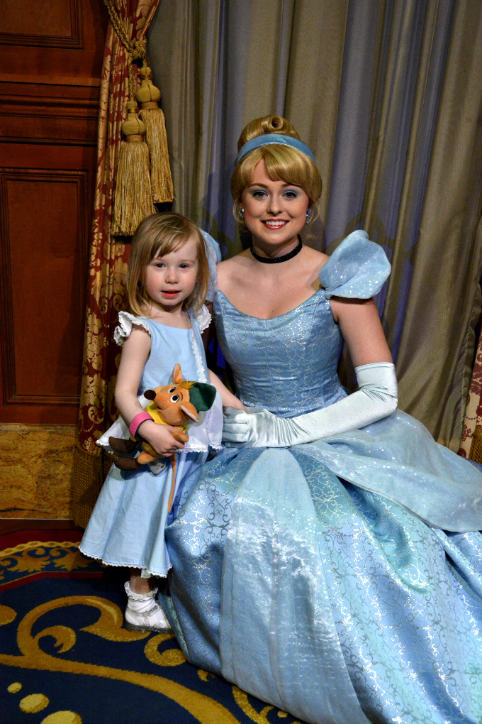 Cocktails in Teacups Walt Disney World April 2015 Day 4 Fairytale Hall Cinderella