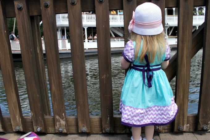 Cocktails in Teacups Walt Disney World Day 3 Little Miss