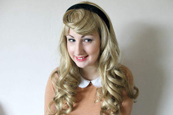 Cocktails in Teacups Annabelle Wigs Review Briar Rose Disney Cosplay Carly