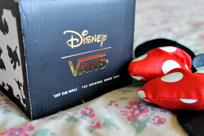 Cocktails in Teacups Disney x Vans collaboration Off The Wall