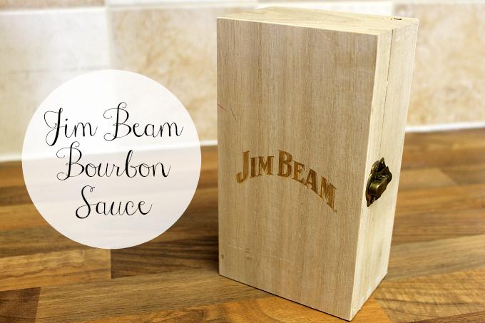 Cocktails in Teacups Jim Beam Bourbon Sauce Review