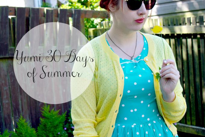 Yumi 30 Days of Summer