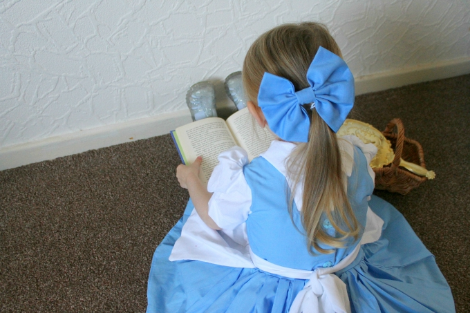 Belle Cosplay Town Dress Blog