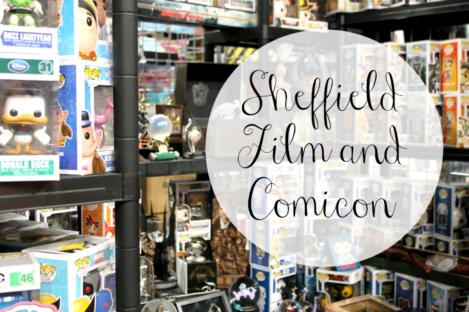 Cocktails in Teacups Geeky Blogger Sheffield Film and Comicon