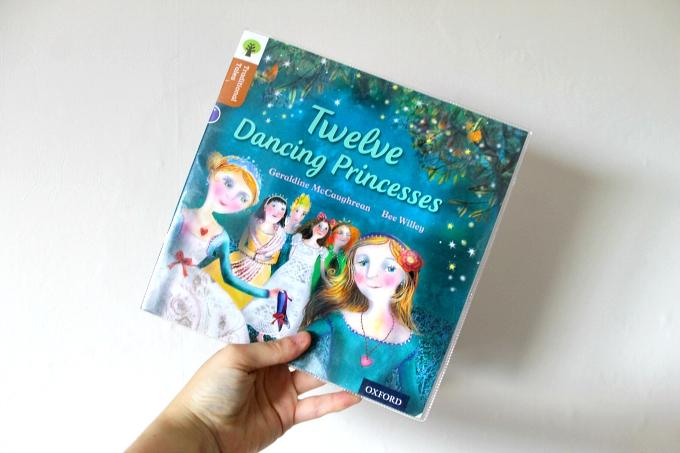 Cocktails in Teacups LMs Library Books Week One Parenting Blogging Twelve Dancing Princesses