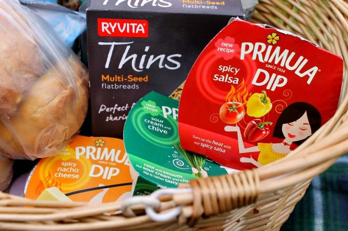 Cocktails in Teacups Lifestyle Blogger British Summer Time Primula Dips Picnicking