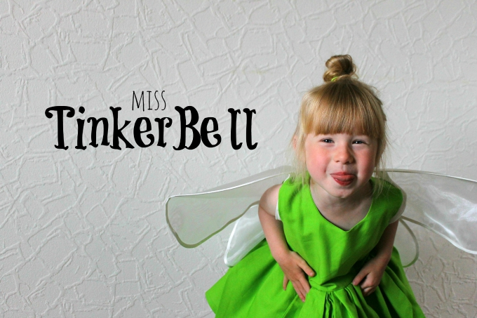 Kids can Cosplay Disney Toddler Tinkerbell blog