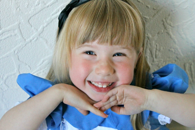 Little Alice in Wonderland blog