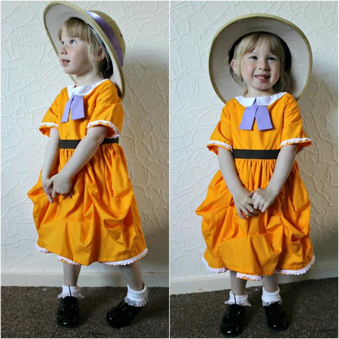 Little Jane Porter Cosplay