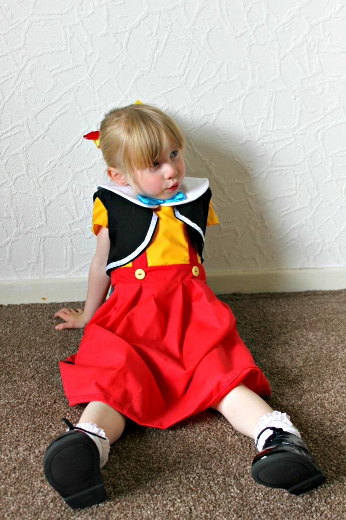 Livvy Pinocchio Girl blog