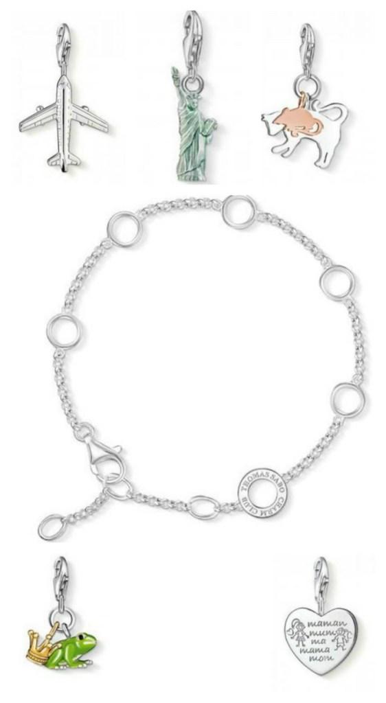 Thomas Sabo Bracelet Wednesday Wishlist
