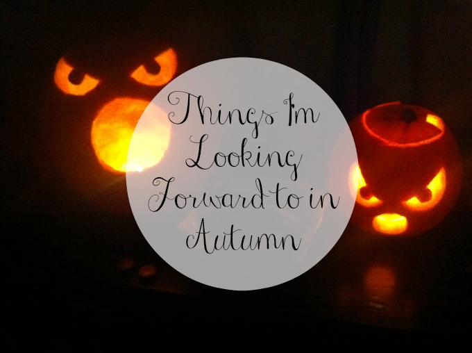 Cocktails in Teacups Lifetsyle Blog Things I'm Looking Forward to in Autumn Pumpkin