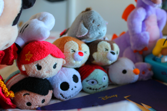 Cocktails in Teacups Lifestyle Disney Blog What I Bought in Florida Tsum Tsum
