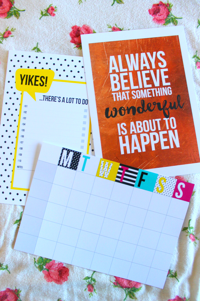 COCKTAILS IN TEACUPS - YooHoo Stationery Subscription Box
