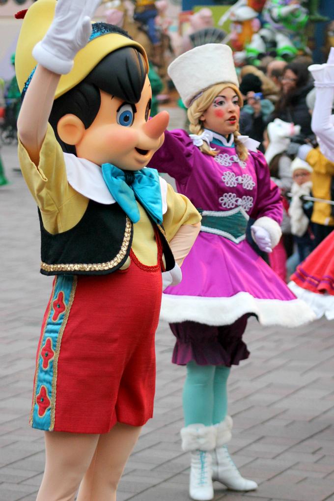 Cocktails in Teacups Disney Life Parenting Travel Blog Disneyland Paris Disney Magic on Parade Pinocchio
