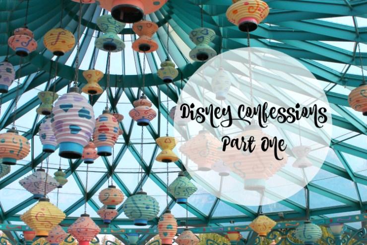 Cocktails in Teacups Disney Life Travel Parenting Blog Disney Confessions Part One