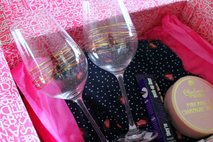 Cocktails in Teacups Disney Life Parenting Travel Blog Valentines Day Gifts with Debenhams 3
