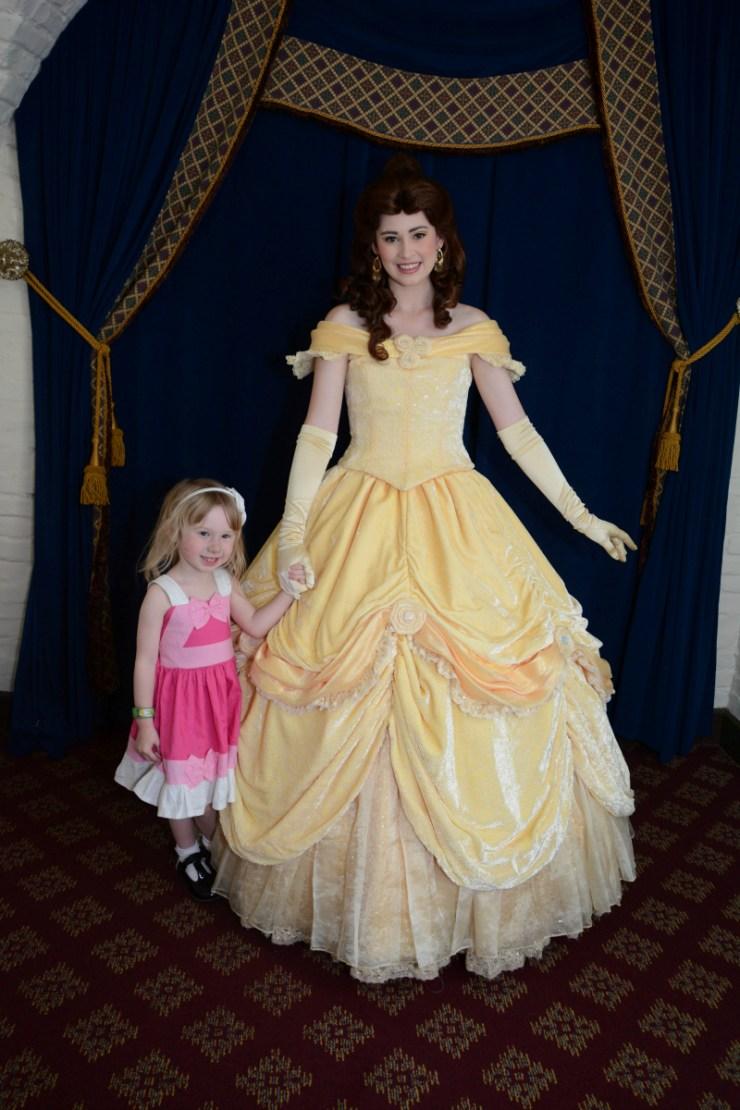 Cocktails in Teacups Disney Life Travel Parenting Blog Little Miss Meets at Disney Belle 2