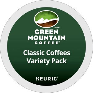 Green Mountain Classic Coffees Variety Pack K-Cup Icon