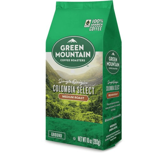 Colombian From Green Mountain (Grounds)