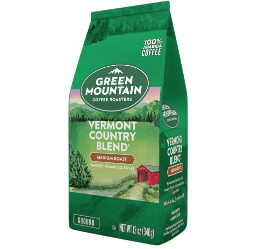 Vermont Country Blend From Green Mountain (Grounds)