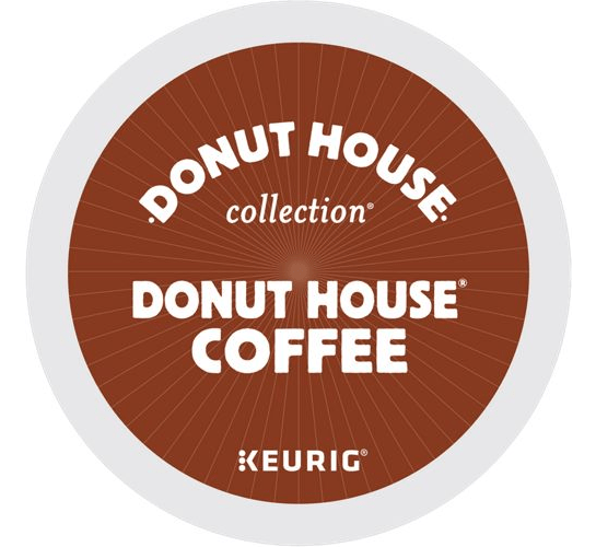 Donut House Coffee From Donut House