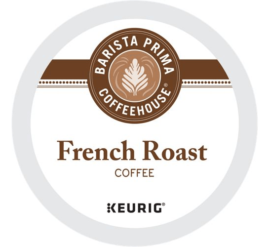 French Roast From Barista Prima