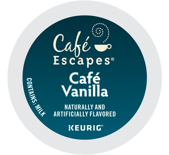 Café Vanilla From Café Escapes