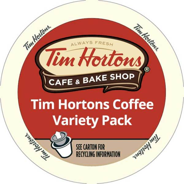 Tim Hortons Coffee Variety Pack