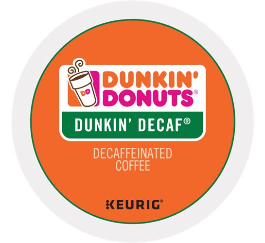 Original Blend Decaf From Dunkin' Donuts