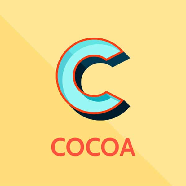Notegraphy-styled Cocoa category image