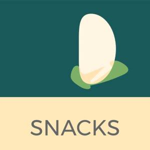 Notegraphy-styled Snacks category image