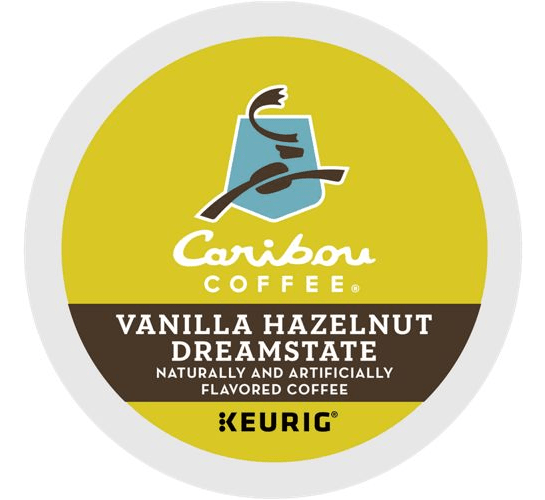 Vanilla Hazelnut Dreamstate From Caribou Coffee