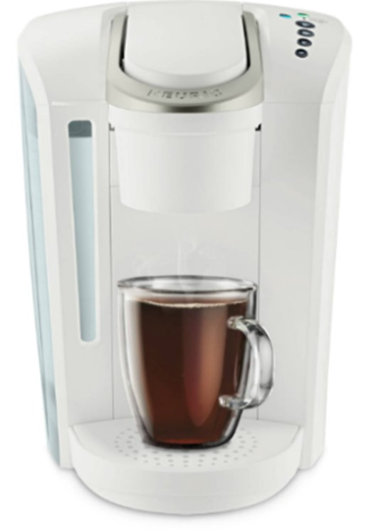 Home K-Cup Brewer (K-Select White) From Keurig