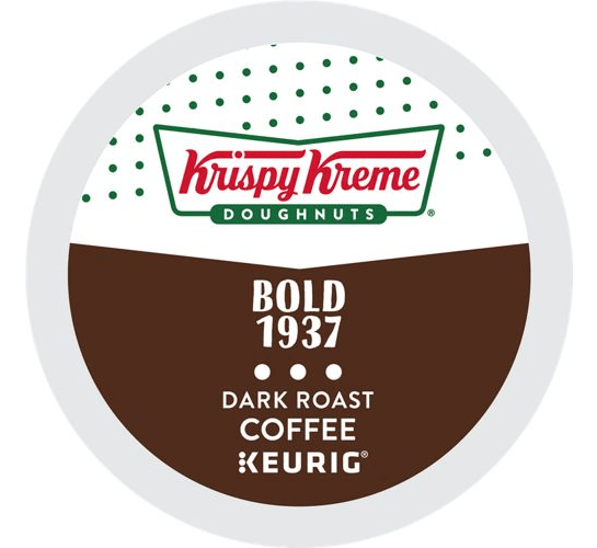 Bold 1937 From Krispy Kreme Doughnuts