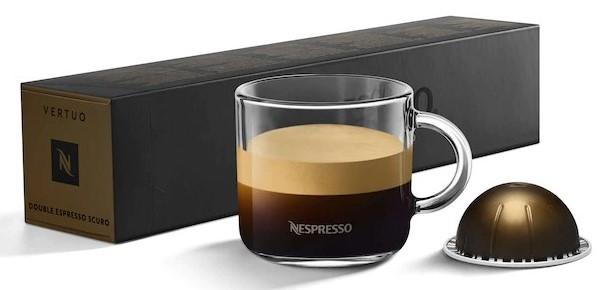 VERTUO Double Espresso Scuro By NESPRESSO