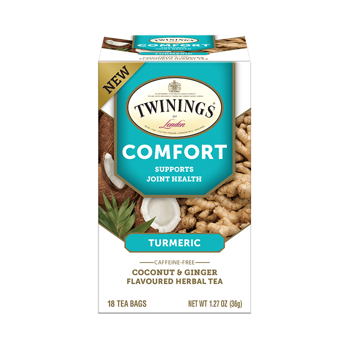 COMFORT-Turmeric By Twinings