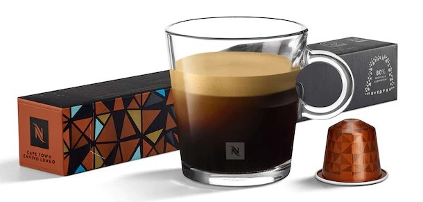 Envivo Lungo From Nespresso