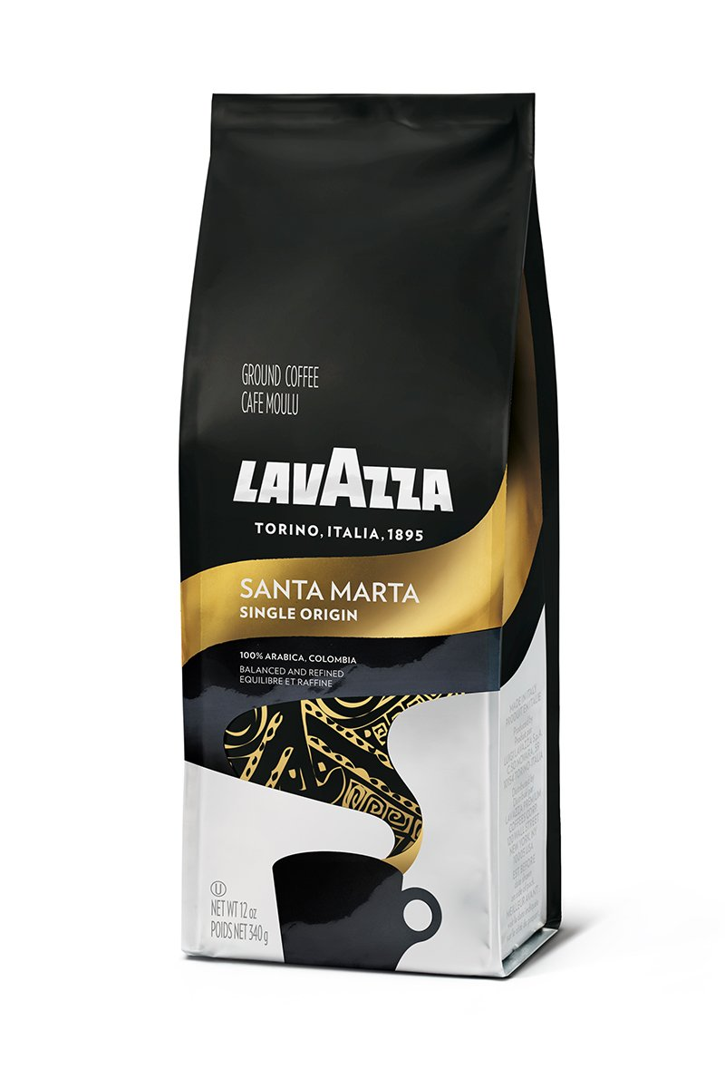 Santa Marta Single Origin 12oz Ground From LAVAZZA