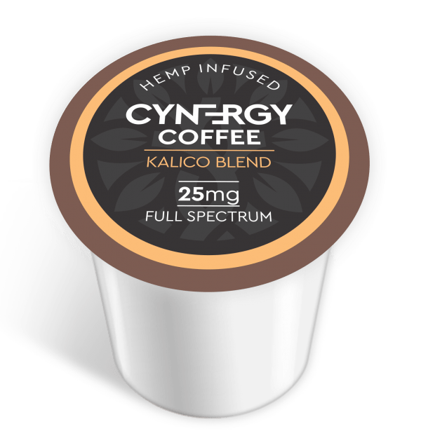 CYNERGY Kalico CBD 25MG K-Cups