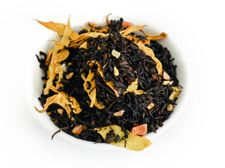 MAYA – Ginger Peach Black Tea (per Oz)