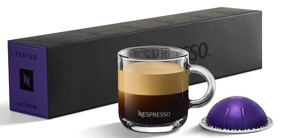 VERTUO Espresso Altissio By NESPRESSO