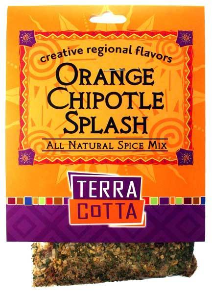 Orange Chipotle Splash – TERRA COTTA