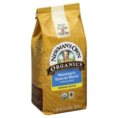 Newman's Own Organic Special Blend (12oz Grounds)
