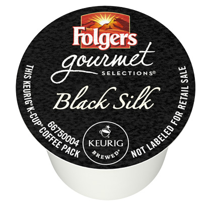 Black Silk From Folgers
