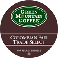 Colombian Fair Trade Select From Green Mountain