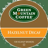 Hazelnut Decaf From Green Mountain