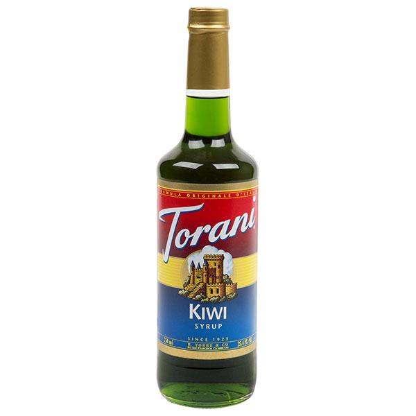 Kiwi Syrup From Torani (25.4 Oz 750 Ml)