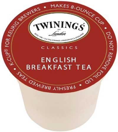 English Breakfast Tea From Twinings