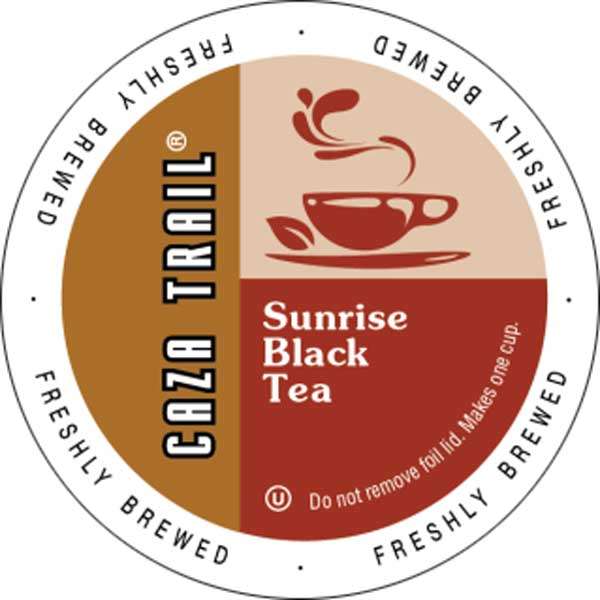 Sunrise Black Tea From Caza Trail